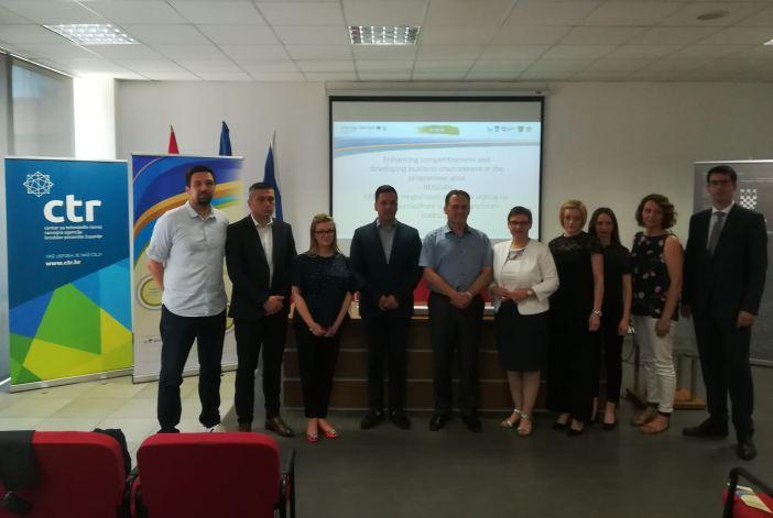 Danas je u Slavonskom Brodu predstavljen projekt ROSIS4H